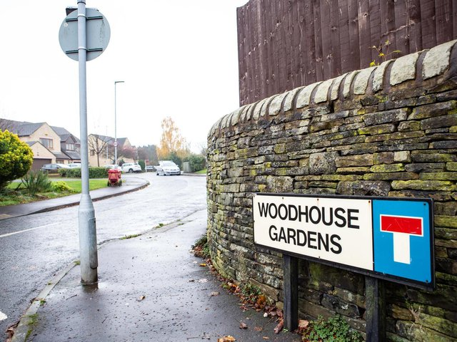 Garden suburb plans for Brighouse