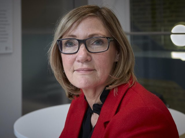 Calderdale Council's Director of Children and Young People's Services, Julie Jenkins