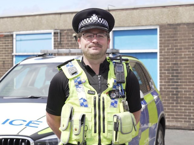 Co-Chair of the Road Safety Delivery Group, Inspector Ben Doughty