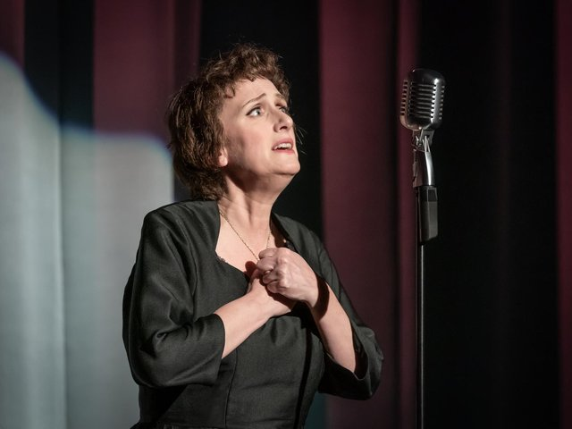 Jenna Russell as Piaf