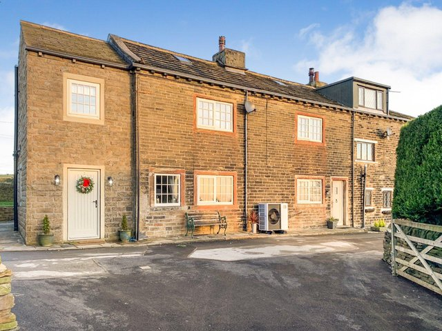 The property is on the market for offers of more than £350,000.